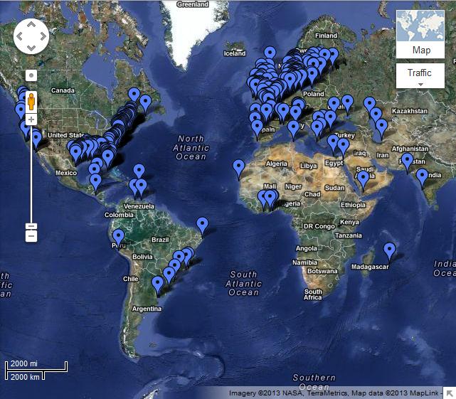 dead zones_nasa map