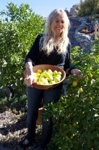 Mimi Kirk_korjab sidruneid
