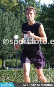 taavi maratonil
