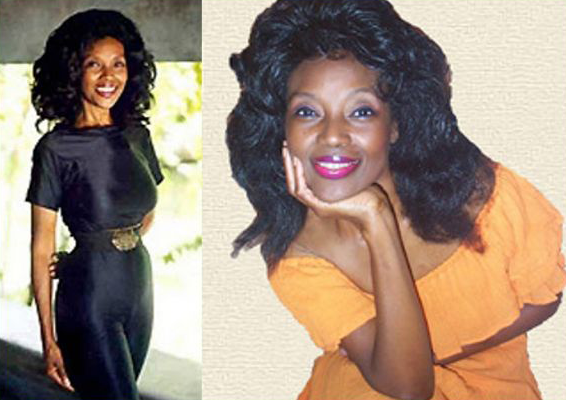 annette larkins is beautiful and looks 25 years old but actually 70