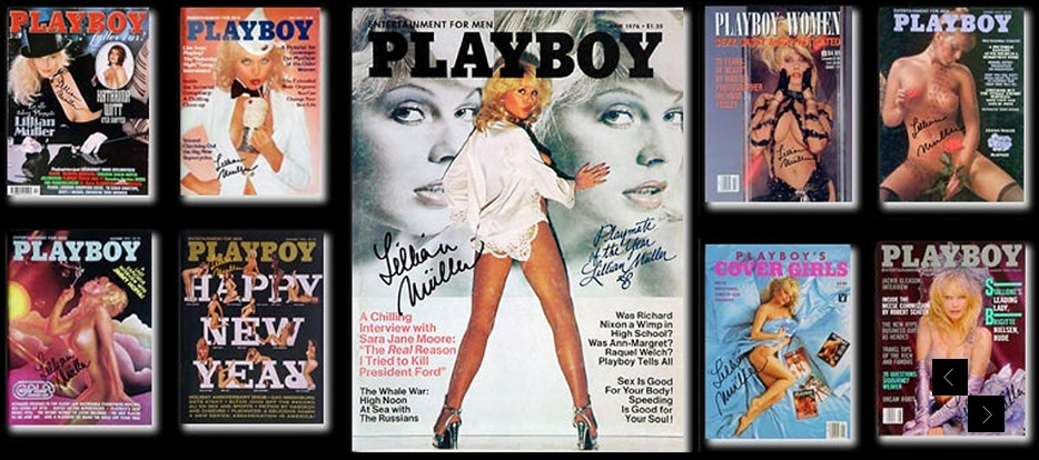 lillian müller playboy