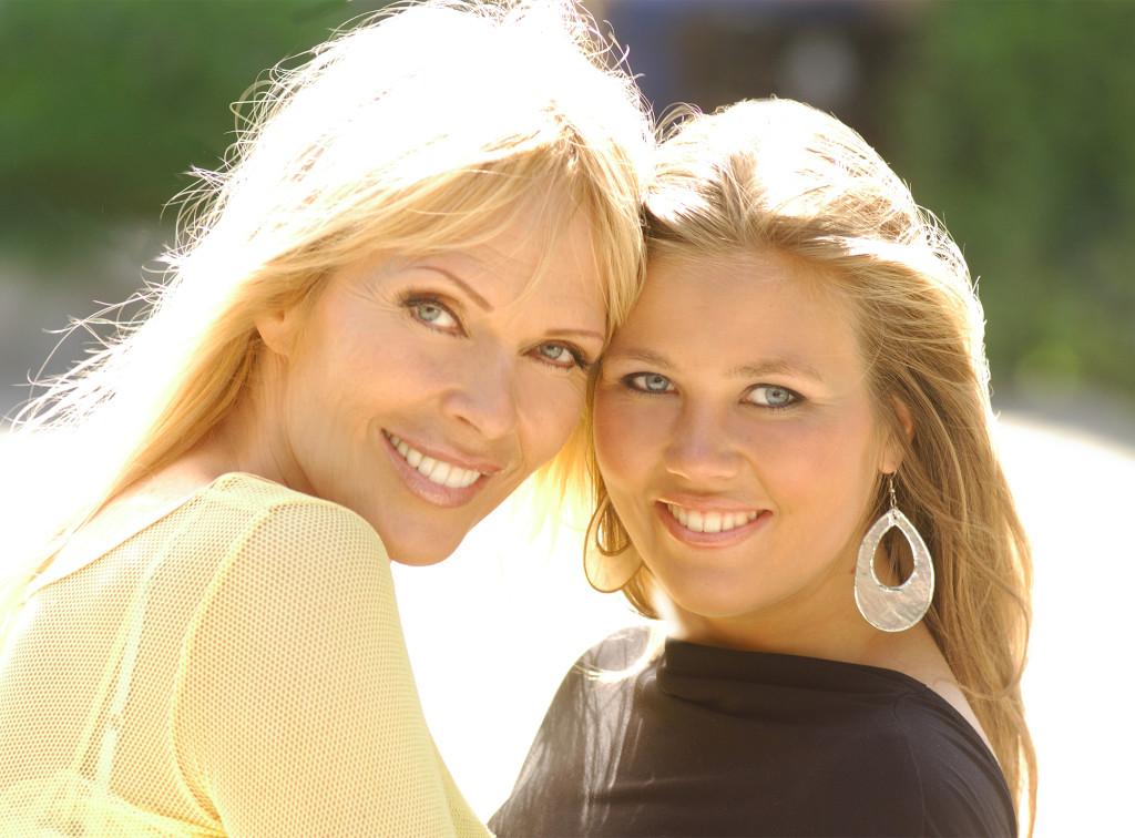 lillian-og-datter