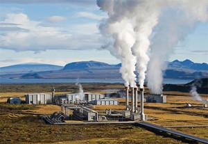 geotermilise energia tootmise jaam
