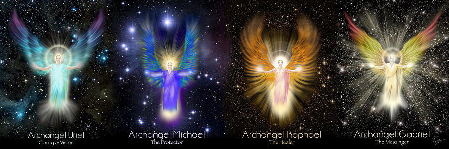 the-four-archangels-of-light-endre-balogh